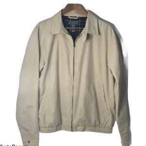Northcrest Mens Zip Up Jacket Size M32-34